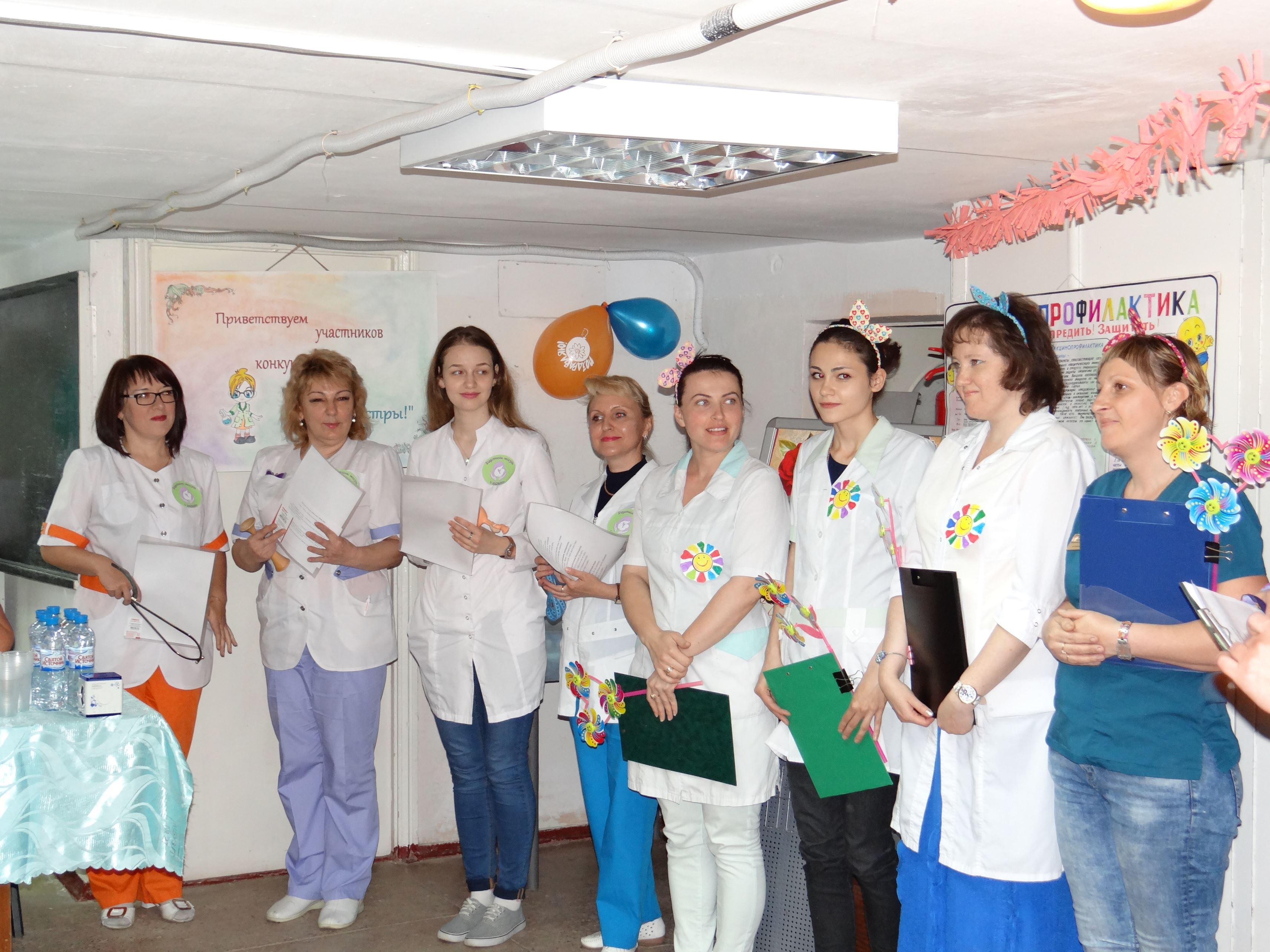 Как представить себя на конкурсе для медсестры